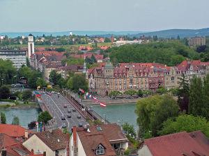 Rheinbruecke Konstanz