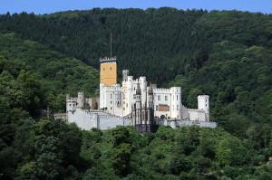Schloss Stolzenfels - Sehenswürdigkeiten am Rhein