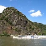 Loreley - Sehenswürdigkeiten am Rhein