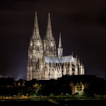 Kölner Dom - Sehenswürdigkeiten am Rhein