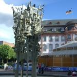 Fastnachtsbrunnen Mainz